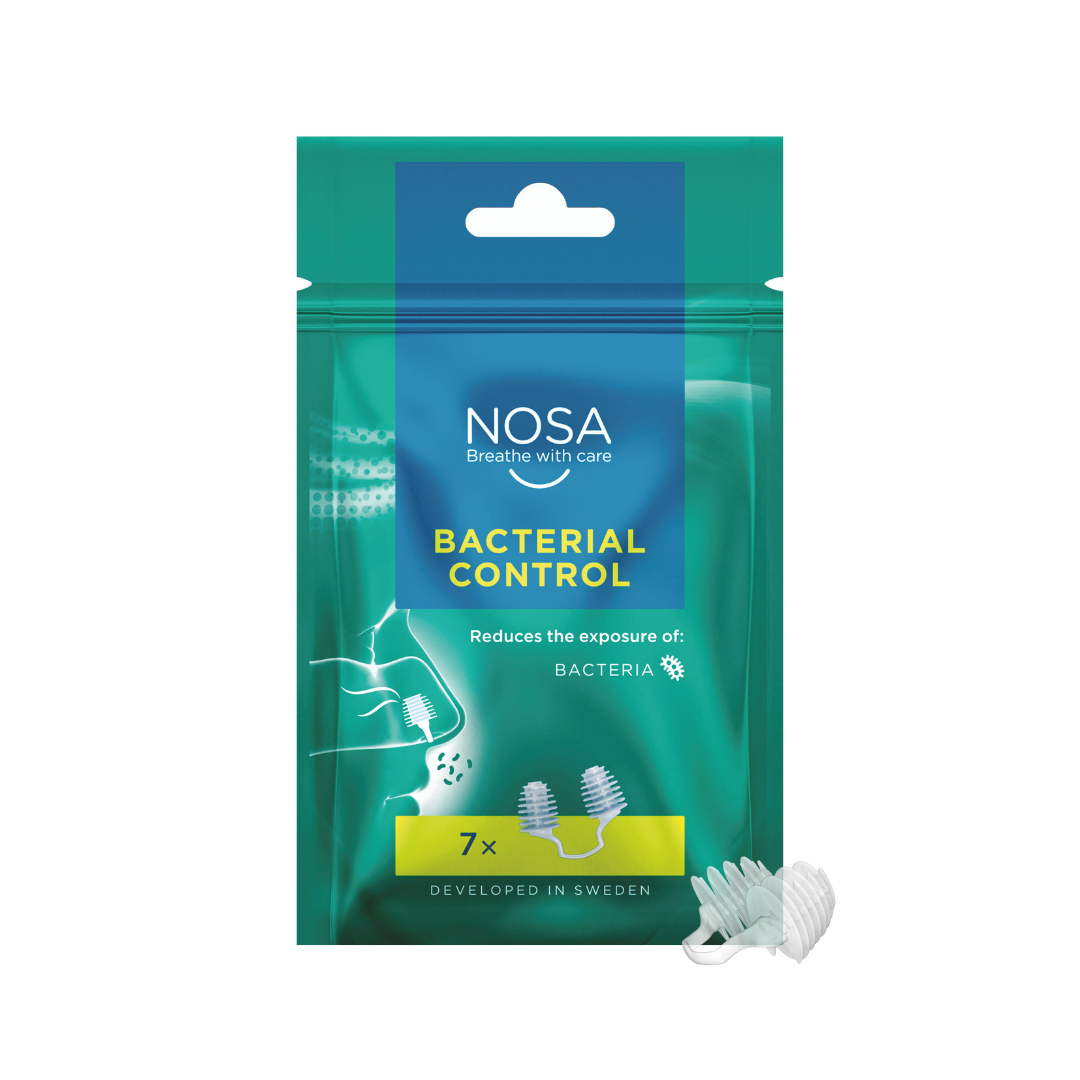 NOSA bacterial control SWE